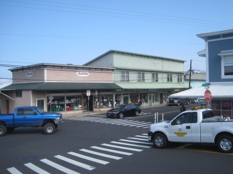 2.10.3. 4-way stop in Honoka'a