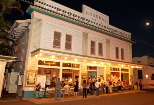 HP Theatre night of Gary's show