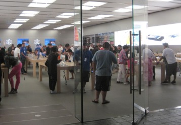 Apple Store at Ala Moana Center