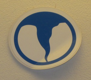 tornado shelter symbol