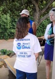seal volunteer
