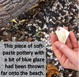 soft-paste w bit of blue glaze