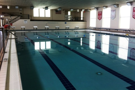 My grandfather, a mason, helped build the Lincoln High School pool