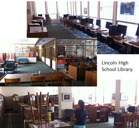 Lincoln High School Library