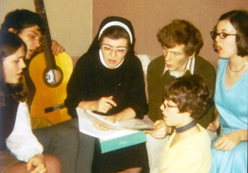 SisterCecilia and gang cropped