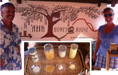 Aha Honey House