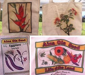 Marcia Rose Market Bag Designs