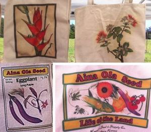 Marcia Rose Market Bag Designs