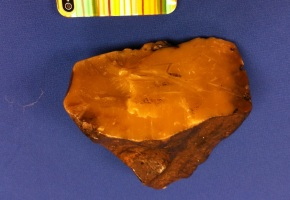Beeswax chunk from Gene's collection.