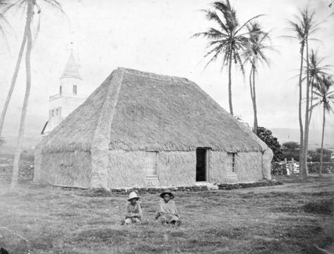 Hale_Pili_at_Hulihee_Palace From Wikipedia