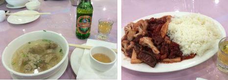 Fuzhou style food
