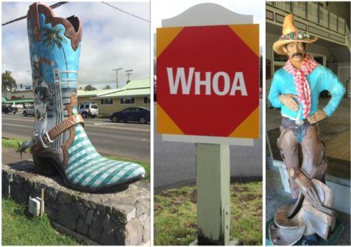 Paniolo culture in Waimea