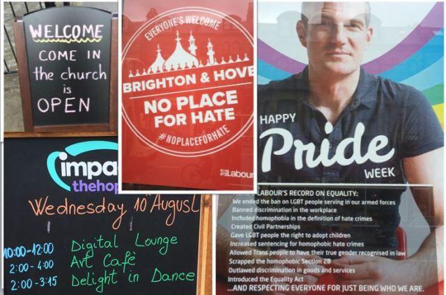 gay pride posters