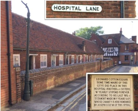 Hospital Lane