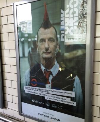 Underground poster - punk
