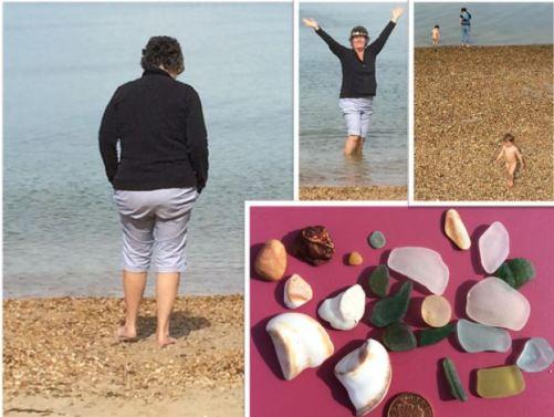 Osborne Beach dip