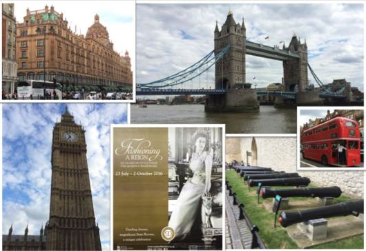 sightseeing in London