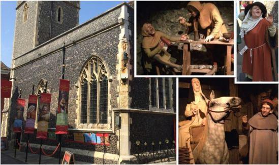 The Canterbury Tales venue