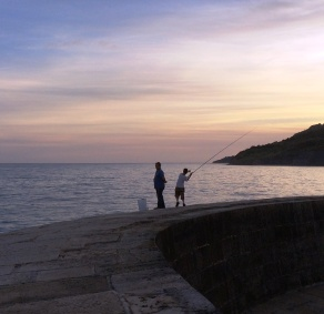 evening-fishing-off-the-cobb