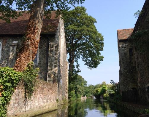 Blackfriar buildings in Canterbury