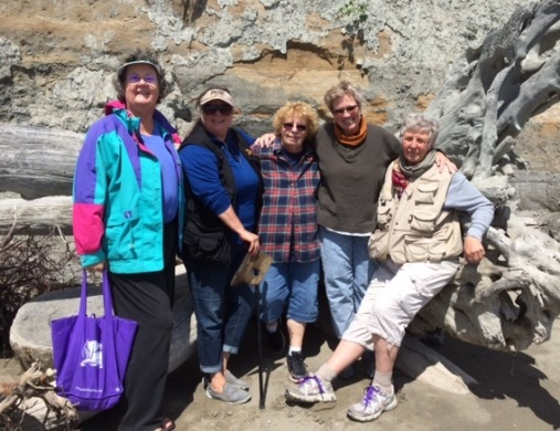Seattle beachcombing gang June 2016