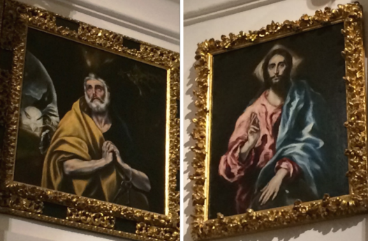 Swords, El Greco and gold in Toledo, Spain | Manifesting