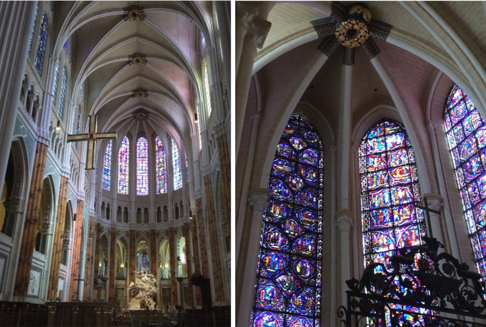 Chartres Cathedral feeling like a pilgrim Manifesting Paradise